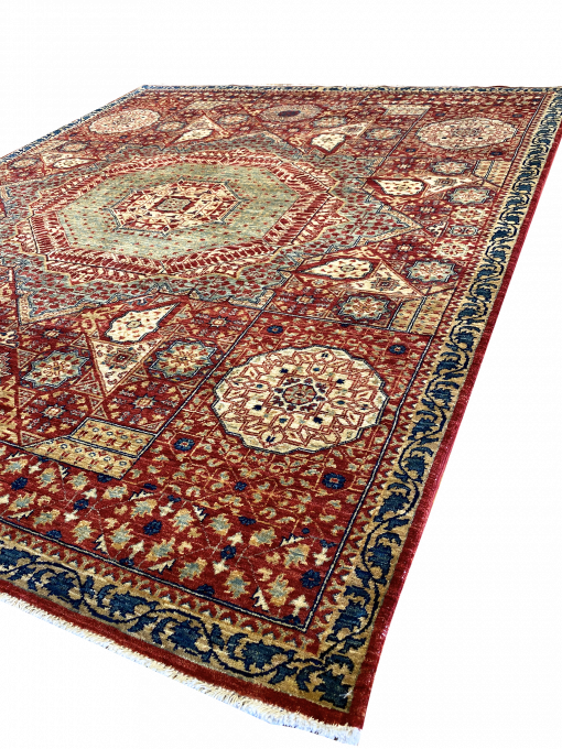 "Mamluk 5' 5"" x 6' 5"" Handmade Area Rug - Shabahang Royal Carpet"
