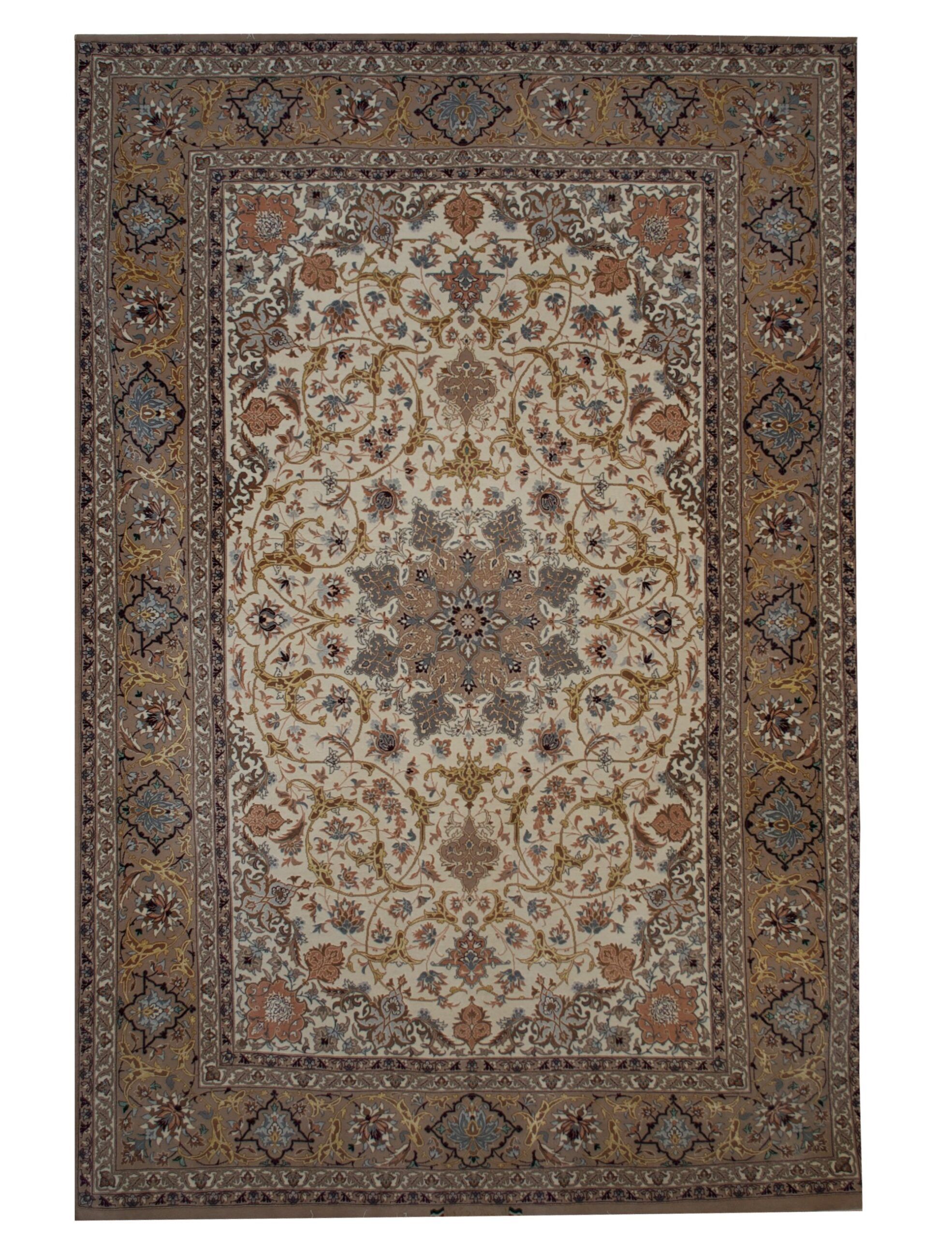 "Persian Esfahan 5' x 7' 5"" - Shabahang Royal Carpet"