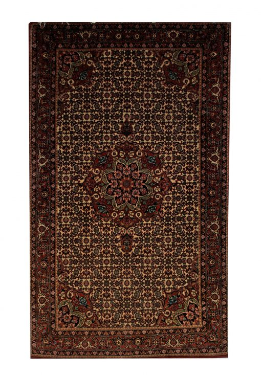 "Persian Bijar 3' 1"" x 5' 1"" Handmade Area Rug - Shabahang Royal Carpet"
