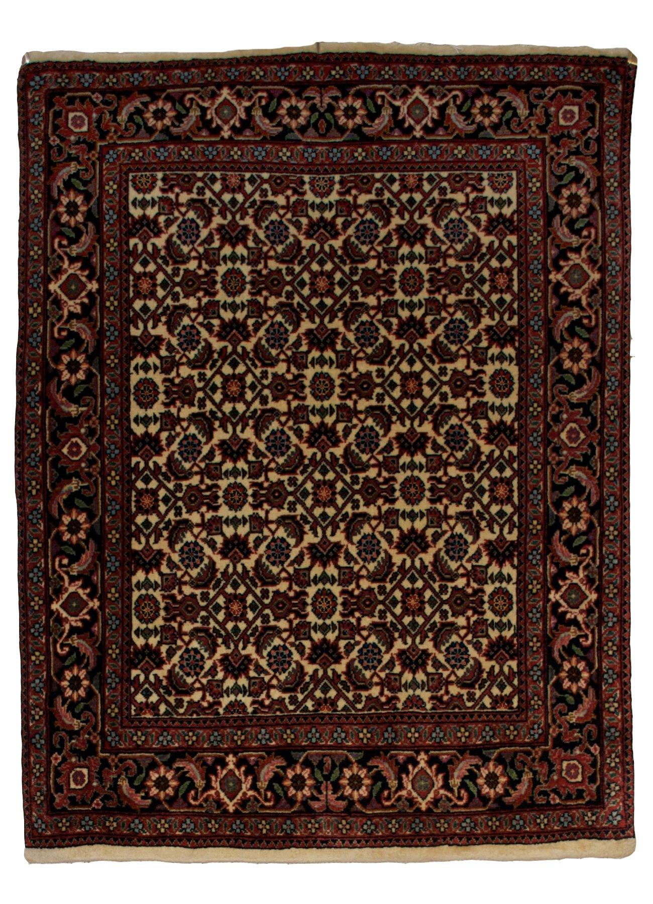 "Persian Bijar 2' 6"" x 3' 4"" Handmade Area Rug - Shabahang Royal Carpet"