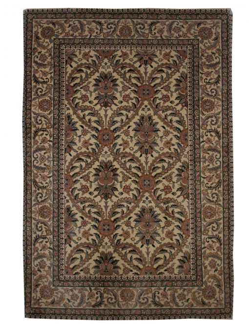 Traditional  4' x 6' Handmade Area Rug - Shabahang Royal Carpet