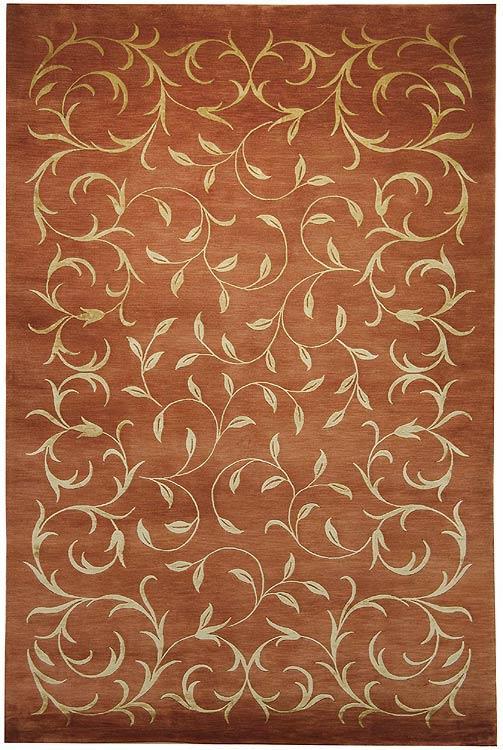 Tibetan 6' x 9' Handmade Area Rug - Shabahang Royal Carpet