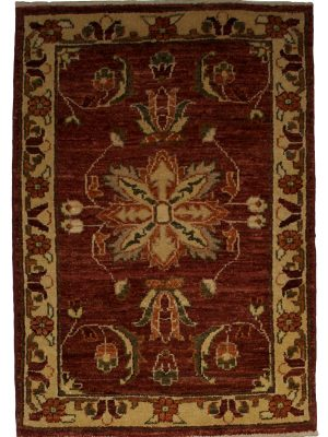 Peshawar 2' x 3' Handmade Area Rug - Shabahang Royal Carpet