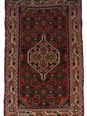 "Persian Malayer 2' 1"" x 3' 4"" Handmade Area Rug - Shabahang Royal Carpet"