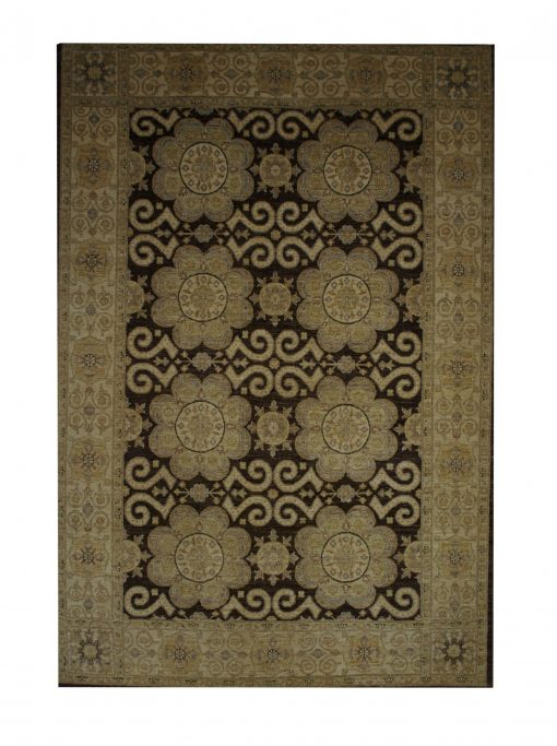 "Peshawar 5' 9"" x 8' 5"" Handmade Area Rug - Shabahang Royal Carpet"