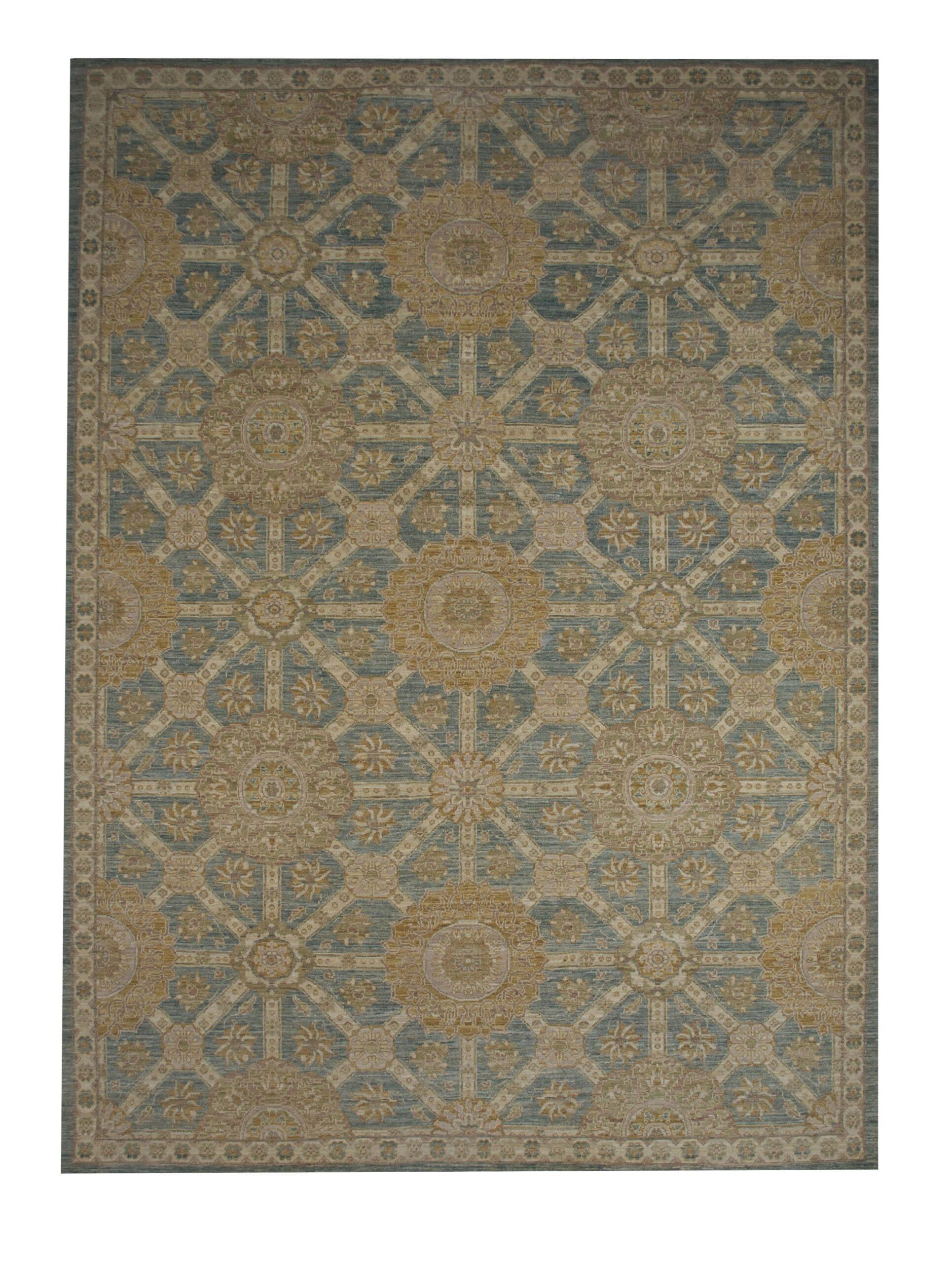 """Peshawar 6' 5"""" x 8' 8"""" Handmade Area Rug - Shabahang Royal Carpet"""