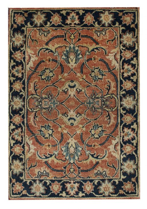 Traditional 2' x 3' Wool Handmade Area Rug - Shabahang Royal Carpet