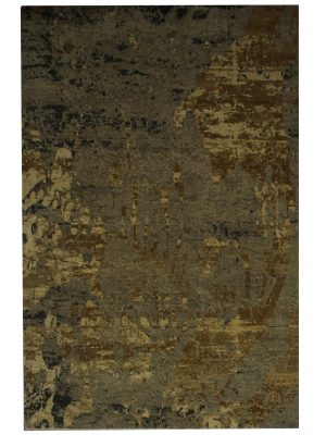 Contemporary 4' x 6' Handmade Area Rug - Shabahang Royal Carpet