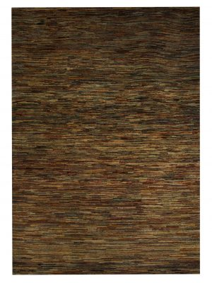 "Gabbeh 4' 6"" x 6' 4"" Wool Handmade Area Rug - Shabahang Royal Carpet"