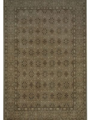 Peshawar 4' x 6' Handmade Area Rug - Shabahang Royal Carpet
