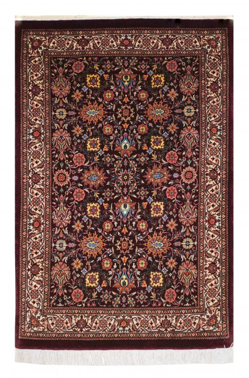 "Persian Bijar 3' 5"" x 5' 1"" Handmade Area Rug - Shabahang Royal Carpet"