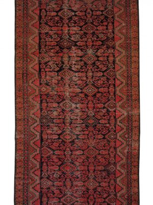 Antique Persian Malayer 4' x 14' - Shabahang Royal Carpet
