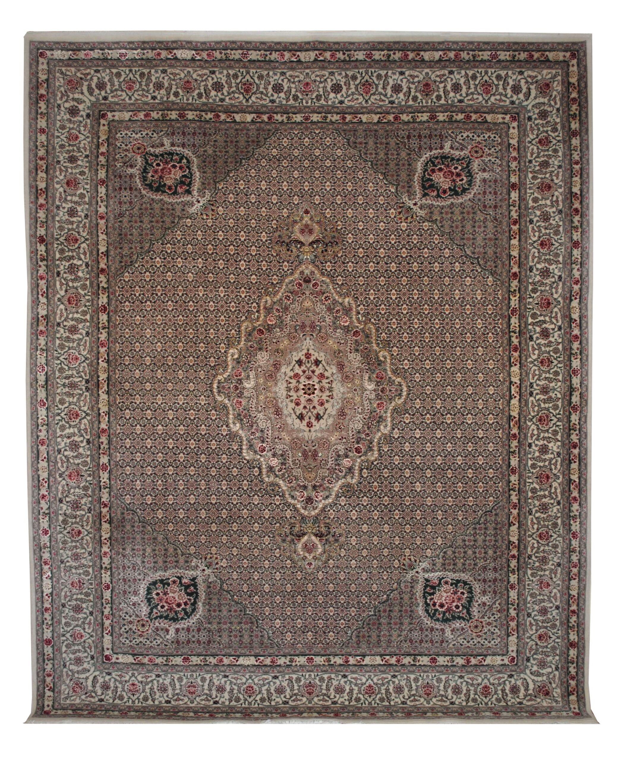 Tabriz 8' x 10' Handmade Area Rug - Shabahang Royal Carpet