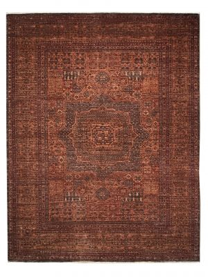 "Mamluk 4' 11"" x 6' 8"" Handmade Area Rug - Shabahang Royal Carpet"
