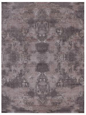 "Cosmos Cloud 9' 8"" x 14' Handmade Area Rug - Shabahang Royal Carpet"