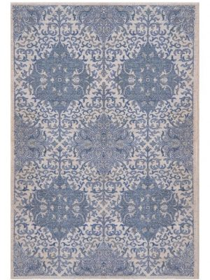 "Transitional 3' 11"" x 5' 9"" Handmade Area Rug - Shabahang Royal Carpet"