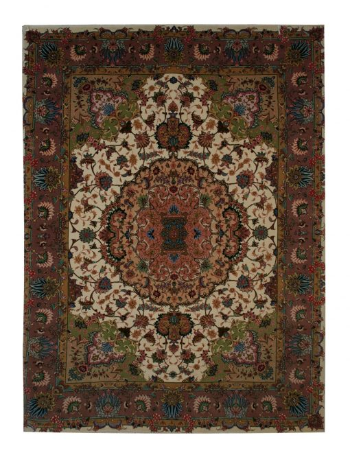 "Persian Tabriz 5' x 6' 6"" - Shabahang Royal Carpet"