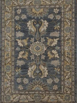 "Peshawar 2' 1"" x 3' 2"" Handmade Area Rug - Shabahang Royal Carpet"