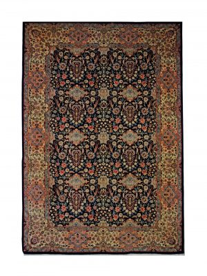 Traditional  6' x 9' Handmade Area Rug - Shabahang Royal Carpet