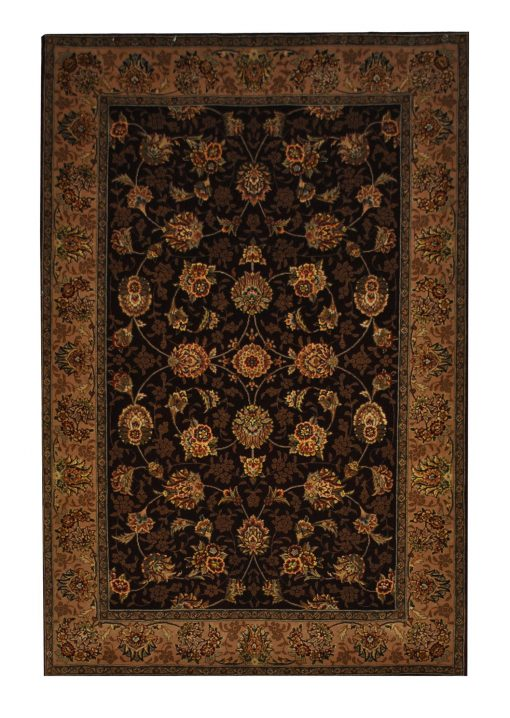 Tabriz 4' x 6' Handmade Area Rug - Shabahang Royal Carpet