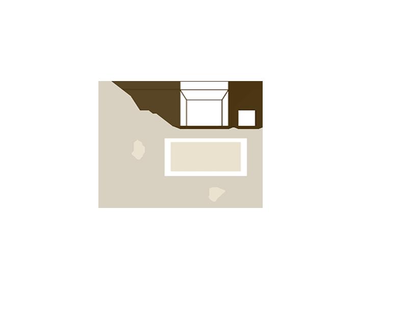 2.5' x 4'